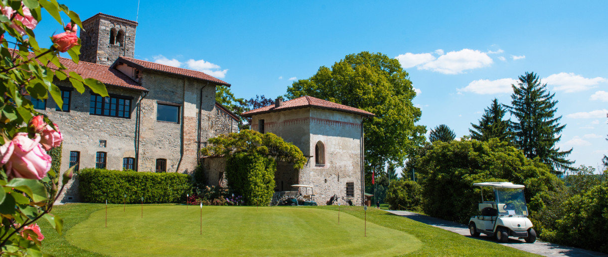 Golf Club Varese, Luvinate (VA)