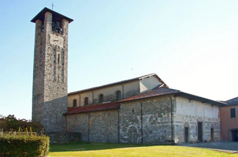Visita all'Abbazia di San Donato a Sesto Calende