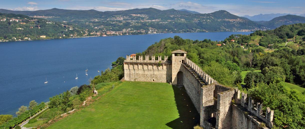 Rocca Borromeo di Angera, Castelli Varese