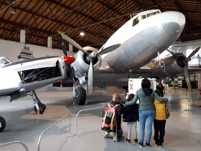 Volandia Park and the Aviation Museum (Somma Lombardo)