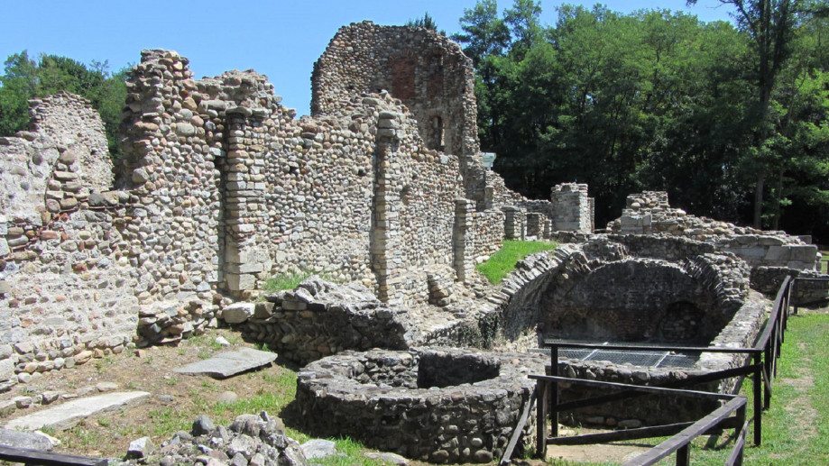 Castelseprio Archaeological Park - Church of Santa Maria Foris Portas - Santa Maria Assunta