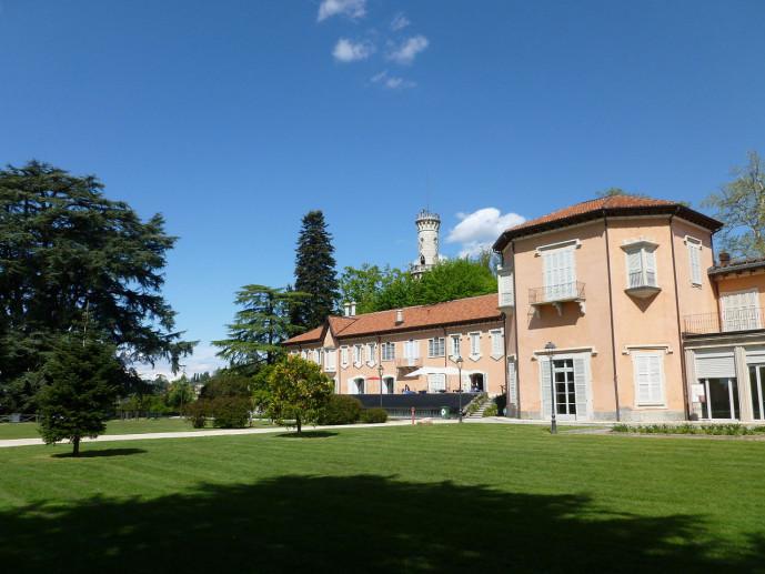 Estense Gardens, Villa Mirabello and Civic Archaeological Museum