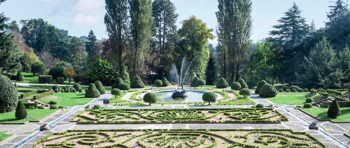 Villa e Parco Toeplitz