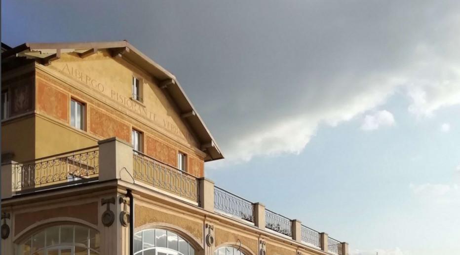Lagomaggiore - Luino - Palazzo Verbania