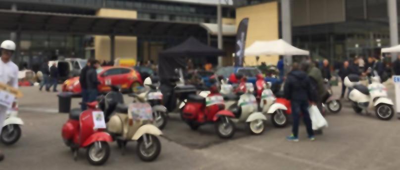 Mostra Scambio Auto, Bici, Moto d'Epoca e Ricambi