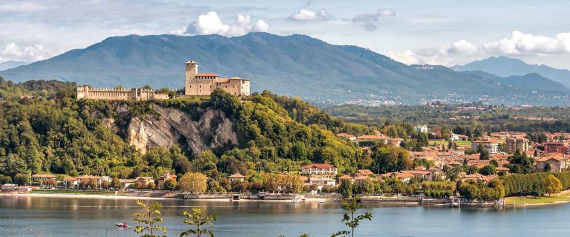Angera, la Rocca e el terre Borromeo: il medioevo sul Lago Maggiore