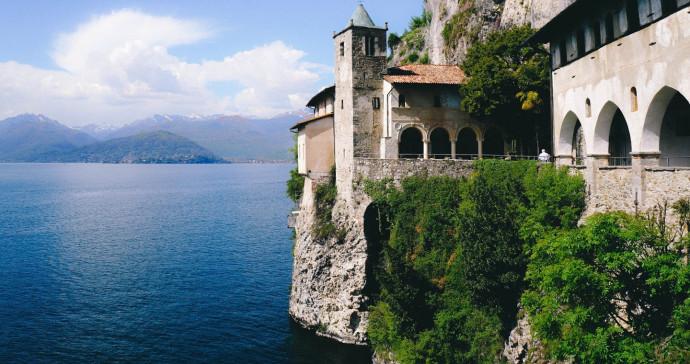 La sponda magra del Lago Maggiore