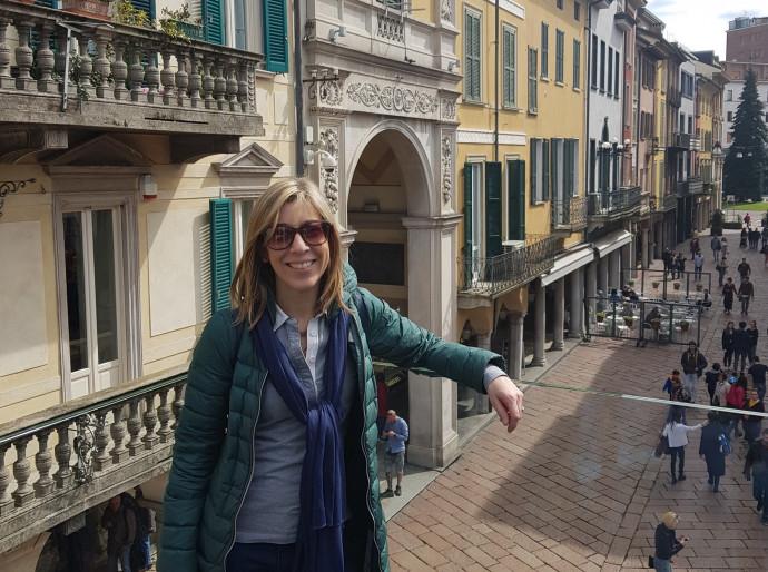 Erika Montedoro | Guida turistica