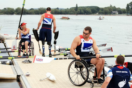 ROWING: INTERNATIONAL PARA-ROWING REGATTA
