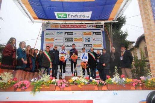 "21° ""Trofeo Alfredo Binda, prova UCI Women's WorldTour - 1.WWT"