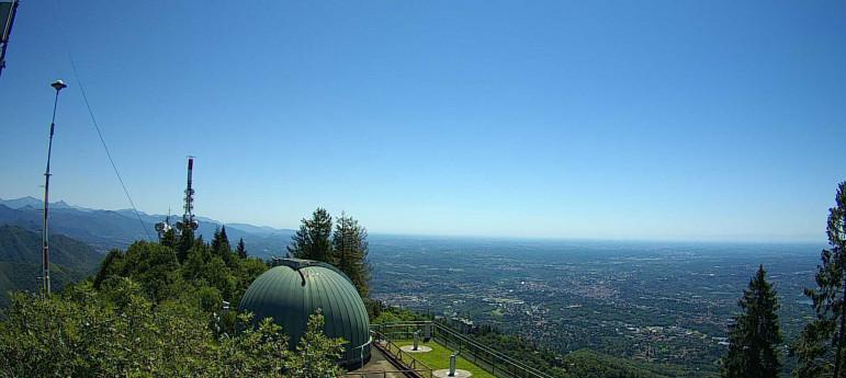 Riapre l'osservatorio astronomico di Varese