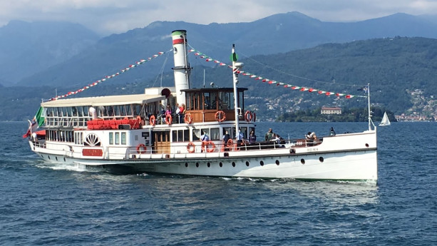 Lago Maggiore - Laveno Express