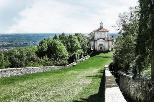Varese e Sacro Monte in giornata