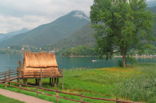Prehistoric Alpine Stilt Houses, cradle of society