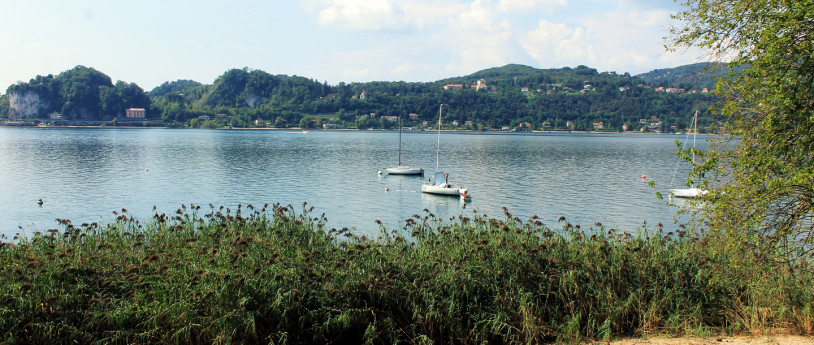 Dalla Ciclabile dei laghi di Varese e di Comabbio al Lago Maggiore