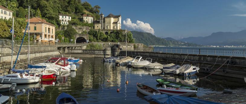 Lago Maggiore Paesaggi incontaminati