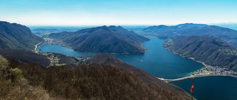 Lago di Lugano Piccolo mondo antico