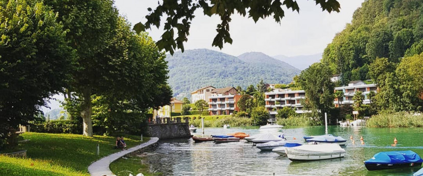 Alla scoperta della sponda varesina del Lago di Lugano (Ph ig: @elego1935)