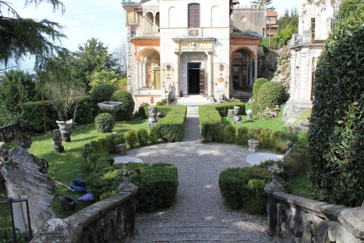Tour per gruppi al Museo Pogliaghi anche in lingua straniera