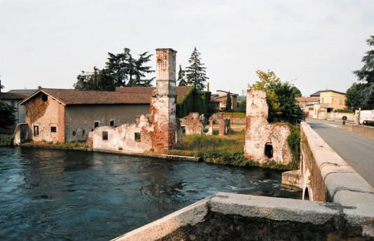 Tornavento e le origini del Naviglio Grande