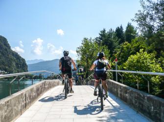 From Lake Maggiore to Lake Lugano