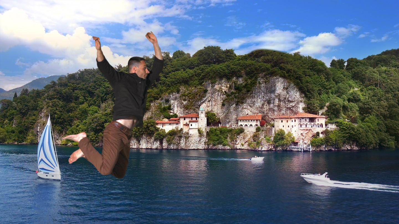 Fai un salto a Santa Caterina del Sasso