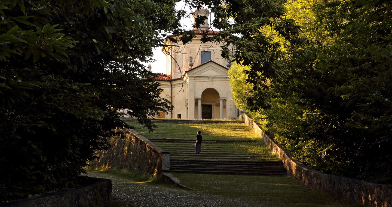 Sanctuary S. Maria del Monte, Varese