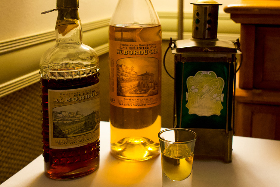A special liqueur