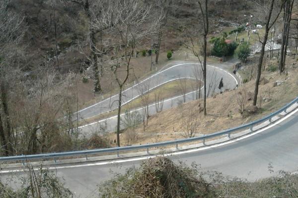 ll Cuvignone, la salita di Ivan Basso e Alfredo Binda
